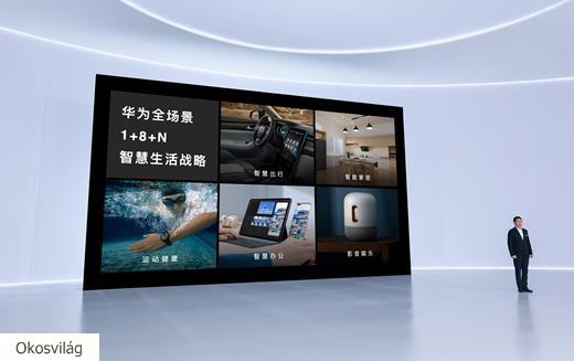 Régi eszközeit is frissíti új oprendszerével a Huawei, itt a láz- és vércukormérő okosórája