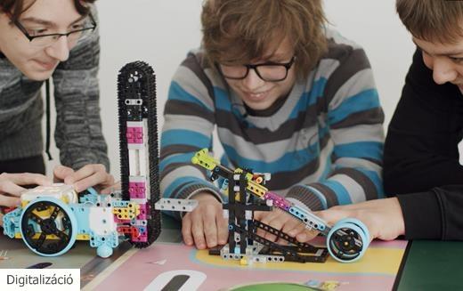 Magyarország legjobb robotépítő diákjai