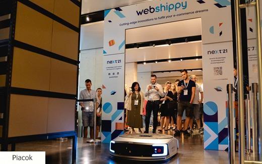 A régiós e-logisztika jövőjét meghatározó fejlesztések a Webshippy-nél