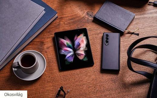2022 lehet az összehajtható telefonok éve – a trendsetter a Samsung marad