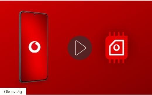 Már a Vodafone-nál is elérhető az eSIM(frissítés)