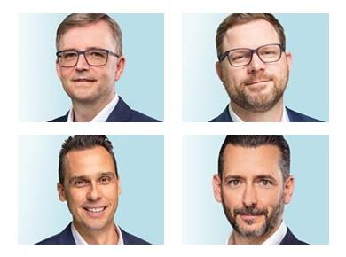 Ügyvezető négyes irányítja a Bosch budapesti telephelyét