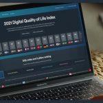 Egy év alatt sokat gyengült a digitális életminőségünk