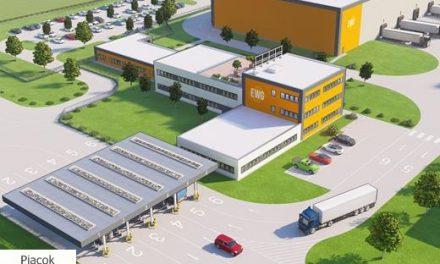 Nálunk épül Európa első privát 5G-s vasúti terminálja