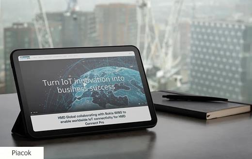Jön a Nokia első táblagépe